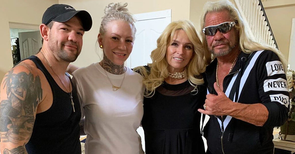 Dog The Bounty Hunter's Wife Beth Chapman Talks About The