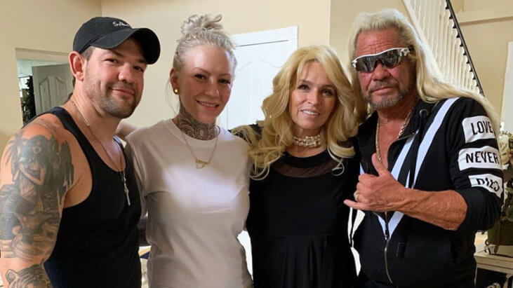 Dog The Bounty Hunter S Wife Beth Chapman Talks About The