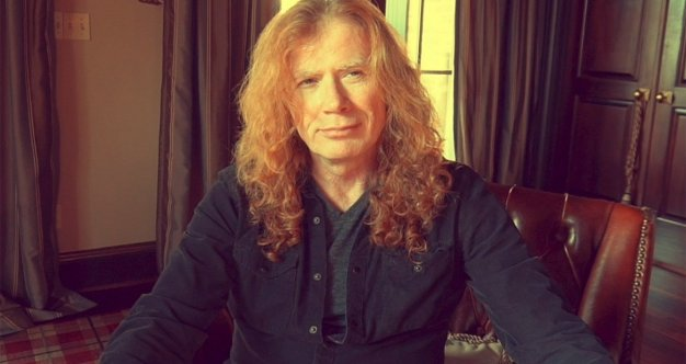 Megadeth and Metallica Legend Dave Mustaine Has Throat