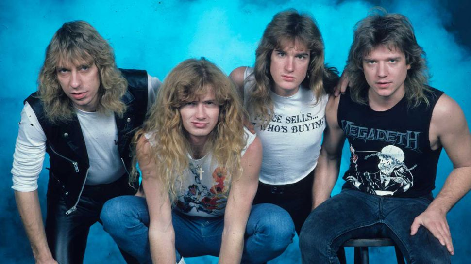 Megadeth and Metallica Legend Dave Mustaine Has Throat Cancer, Stops