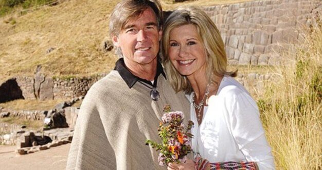 Love Conquers All How Olivia Newton John S Second Marriage Gives Her Strength On Her Cancer Journey Survivornet