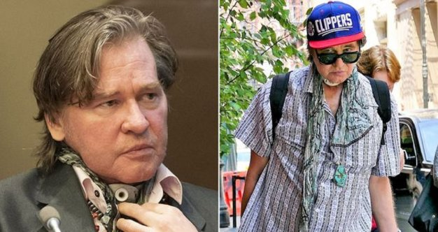 """Iceman"""" Val Kilmer—The Heartbreaking New Photos Wearing a"""