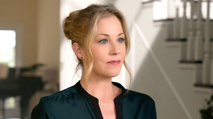 Christina Applegate portraying Netflix 'Dead To Me' Character Jen Harding