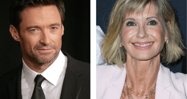 Loving Message From Hugh Jackman Has Olivia Newton John In Tears As She Continues Cancer Battle Survivornet