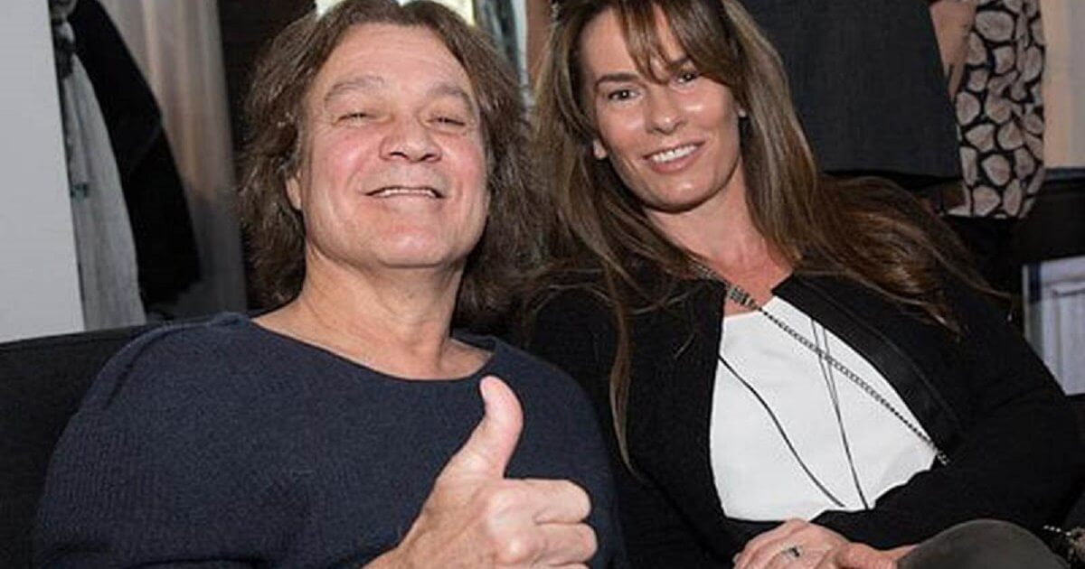 Eddie Van Halen Who Is Battling Throat Cancer Is Keeping Quiet During Quarantine While His Wife Spreads Some Much Needed Positivity Survivornet