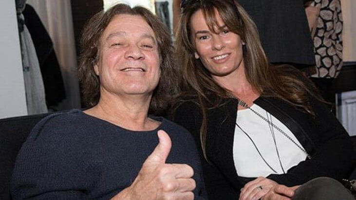 As Eddie Van Halen Faces His Own Cancer Journey Wife Janie Reveals Cancer Scare Of Her Own Survivornet