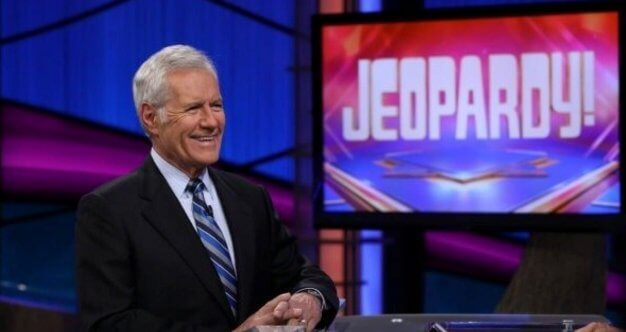 Trebek Jeopardy