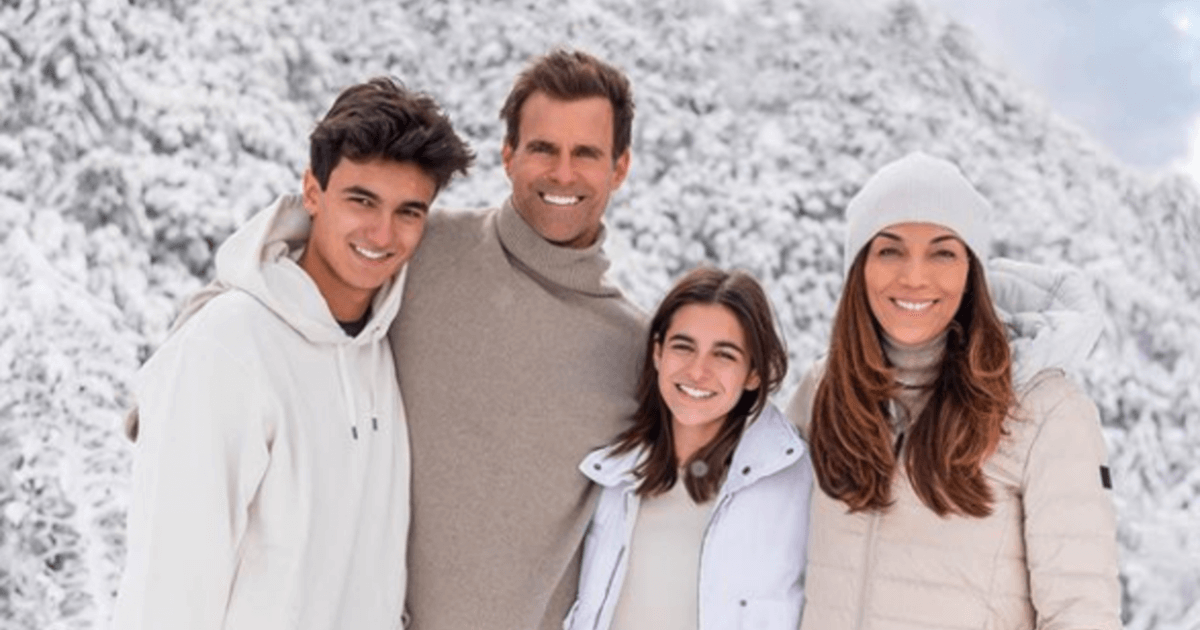 Vanessa Mathison The Ultimate Gift Former Soap Star Cameron Mathison On Family Select from premium vanessa arevalo of the highest quality. vanessa mathison the ultimate gift