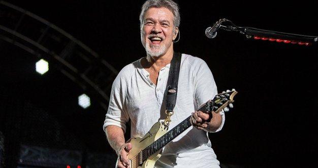 Rocker Eddie Van Halen Battling Cancer Celebrates Birthday With First Posted Photo Since The Summer Survivornet