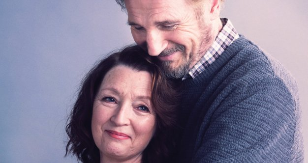 A Breast Cancer Valentine Liam Neeson Pours His Own Tragedy And Renewal Into Ordinary Love Movie Survivornet