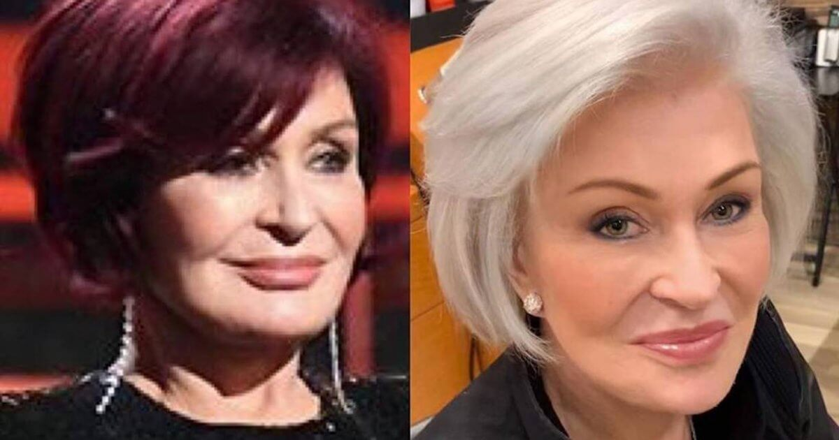 Sharon Osbourne On Colon Cancer Hair Color And Ozzy Survivornet