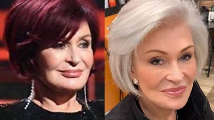 Sharon Osbourne On Colon Cancer Hair Color And Ozzy Survivornet
