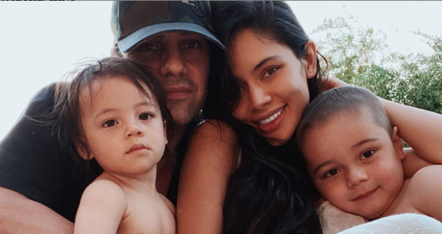 Criss Angel S Wife Shaunyl Benson On Raising A Child With Cancer I Was Prepared For Everything But Not Cancer Survivornet .shaunyl benson nearly a year ago' before admitting he's a dad. criss angel s wife shaunyl benson on