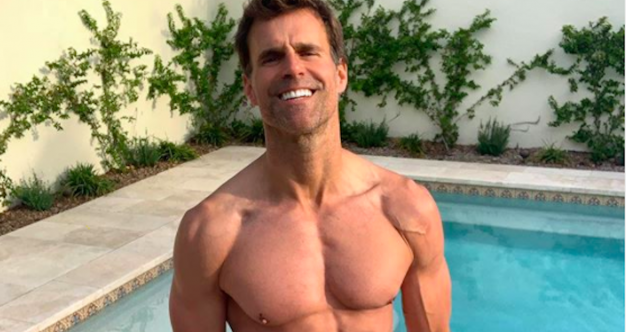 Cameron Mathison Superfit 8 Months Post Kidney Surgery Survivornet