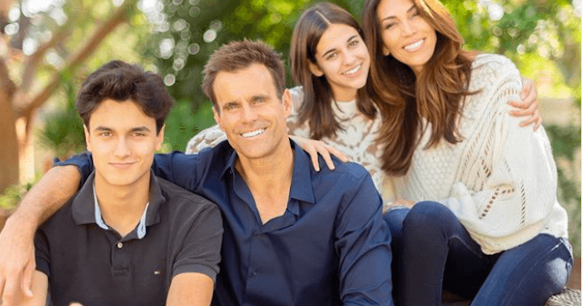 Hallmark Channel S Cameron Mathison 51 Says Wife Was His Rock As He Began Kidney Cancer Journey Saying We Got This We Re Going To Beat It Survivornet Quiet family nights at home are always a nice change of pace in our hectic world. hallmark channel s cameron mathison 51