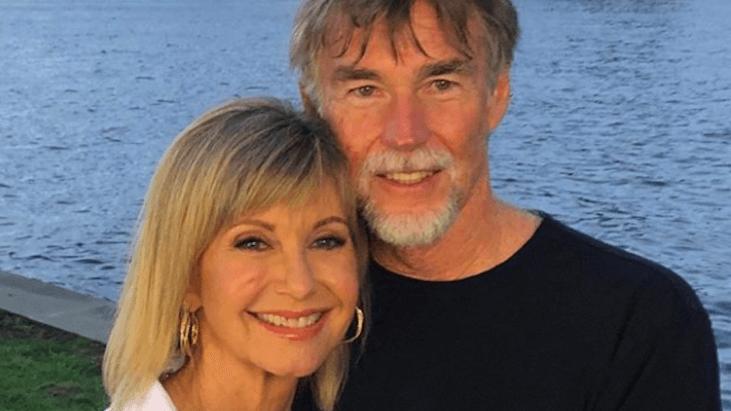Olivia Newton John Celebrates A Loving Milestone Survivornet