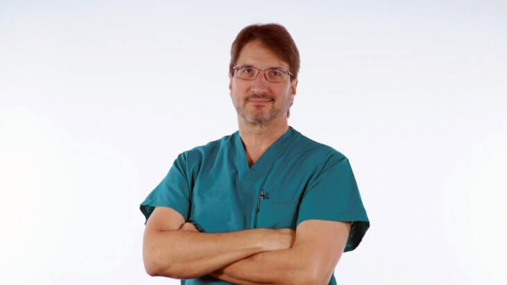 Dr. James Lilja