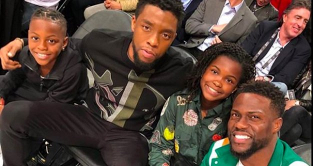 Kevin Hart Who Lost His Mother To Ovarian Cancer Hit Hard By Chadwick Boseman S Colon Cancer Death I Honestly Can T Process It Survivornet