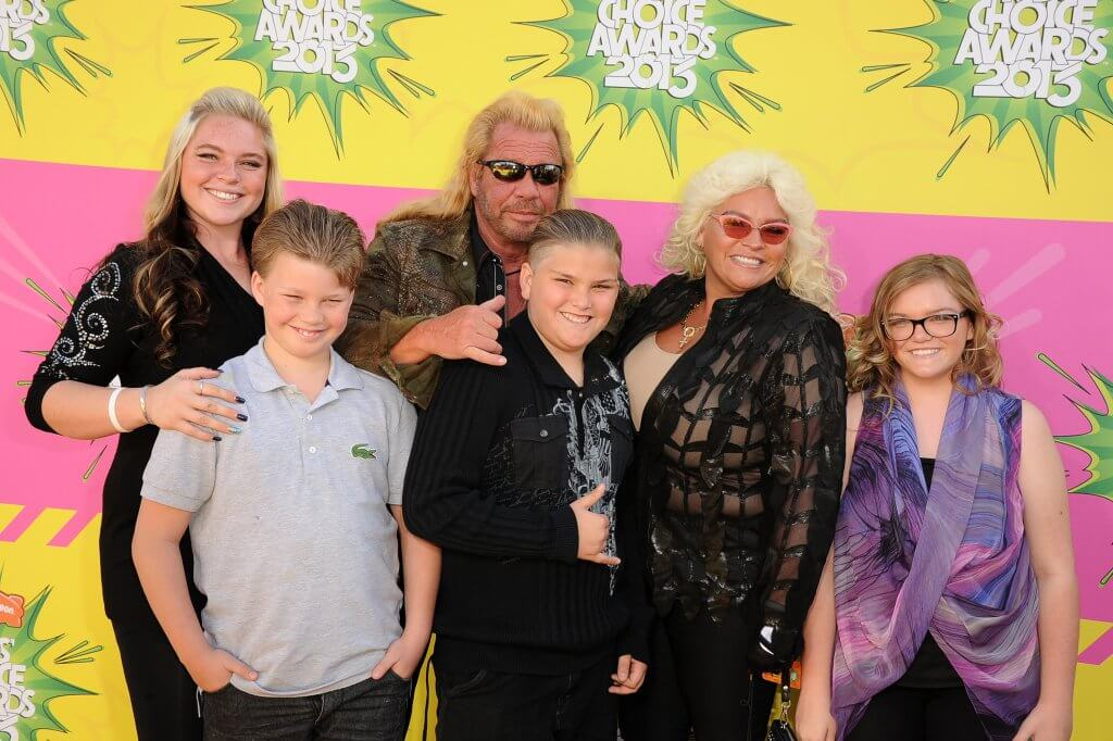 Duane 'Dog' Chapman, Beth Chapman, and family