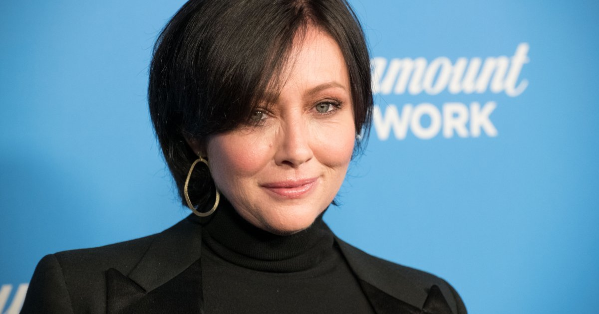 You Are My Rock: Shannen Doherty, 49, Says She's So Thankful For Best Friend As She Battles Metastatic Breast Cancer