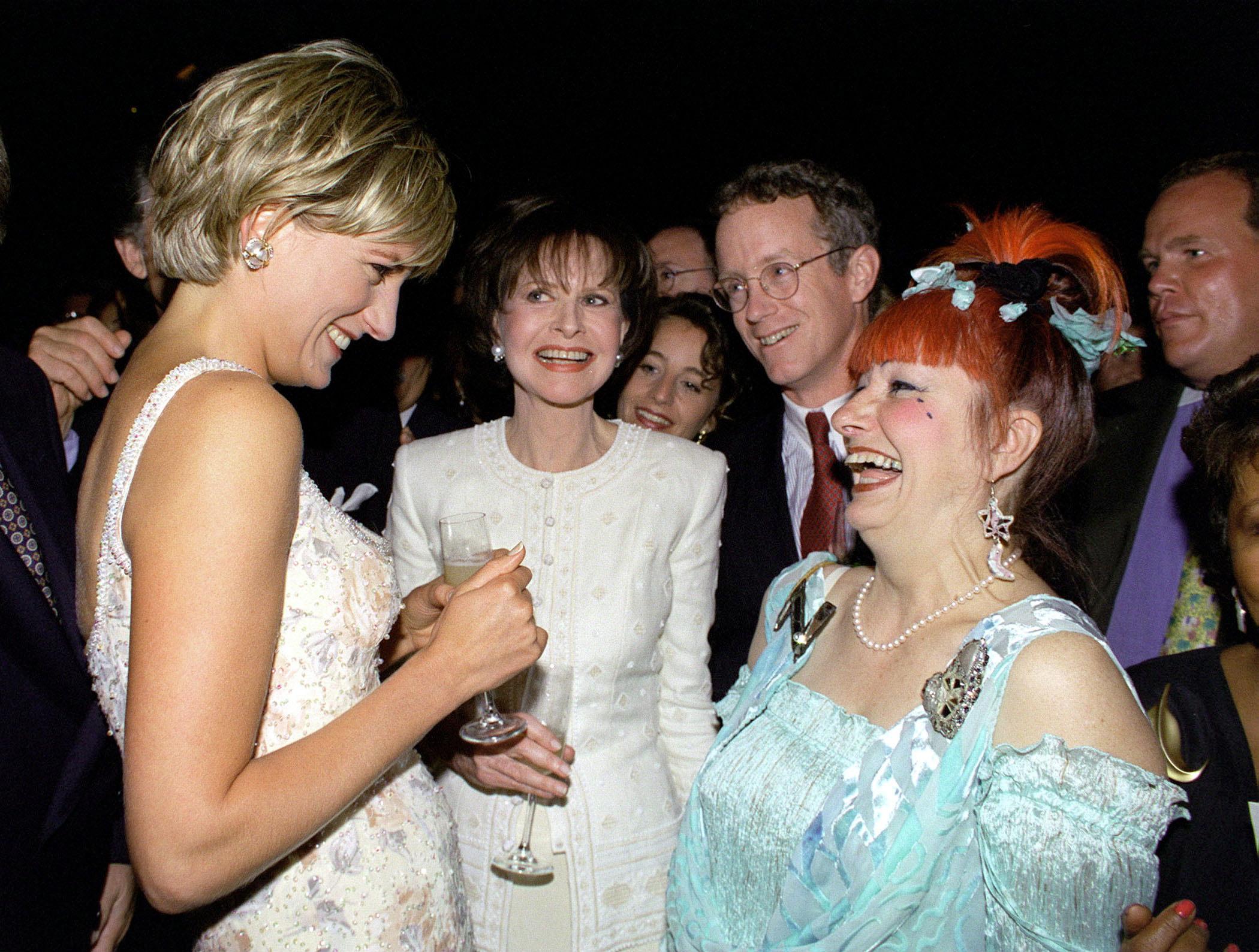 Zandra Rhodes Princess Diana