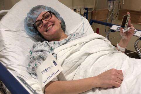 Maria Farmer Cancer Battle